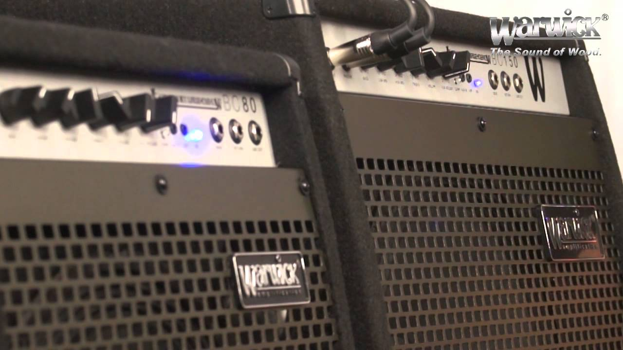 Warwick Amplification The Bc80 And Bc150 With Andy Irvine Youtube Bass Wiring Diagram