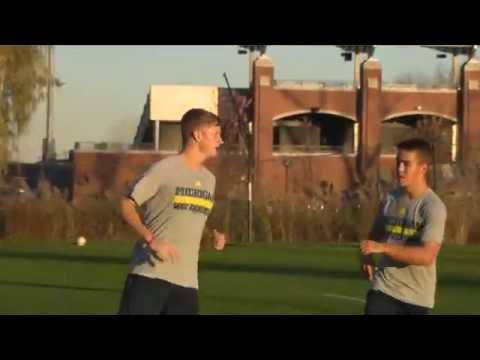 Day in the Life: Men's Soccer