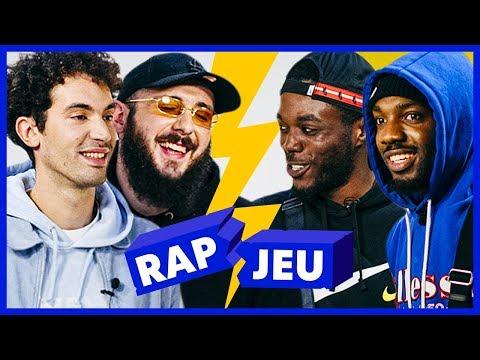 Youtube: Caballero & JeanJass vs Key Largo – Rap Jeu #18