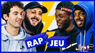 Caballero & JeanJass vs Key Largo - Rap Jeu #18