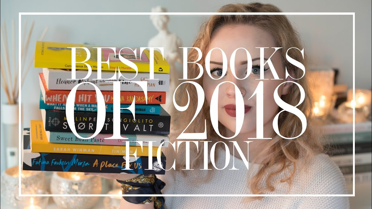 Best Books Of 2018 Fiction The Book Castle 2019 Youtube