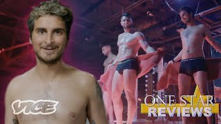 Going Undercover as a Stripper | One Star Reviews