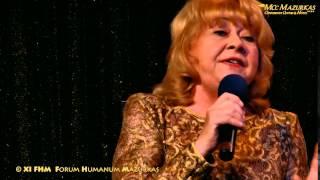 XI Forum Humanum Mazurkas-Jolanta Kubicka