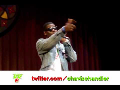 Verbal Vomit Chavis Chandler Performance