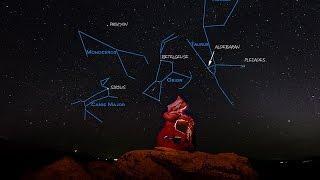 SJCAM M20 Action Cam Night Sky Time Lapse Photography