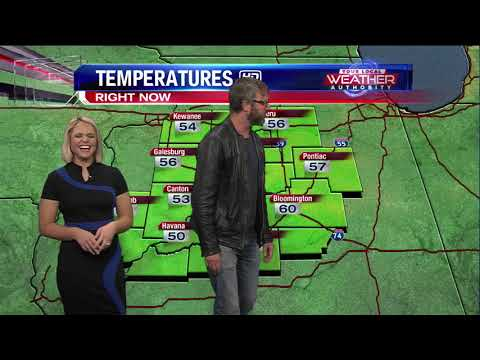Tom Green Does the Weather