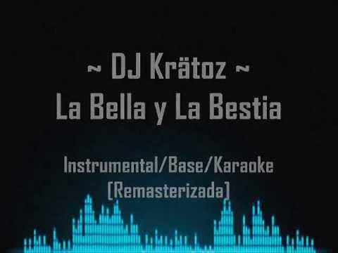 La Bella y la Bestia (Version Instrumental con ... - YouTube