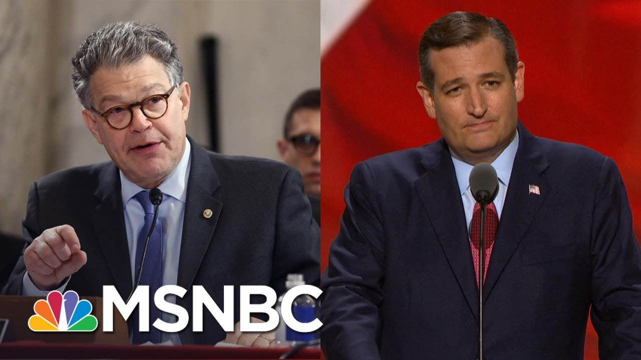 Al Franken on Why Ted Cruz Is the Dwight Schrute of Politics