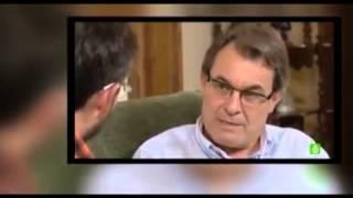 Jordi Évole se carga en 2 minutos el sueño independentista de Artur Mas.