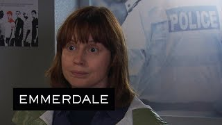 Emmerdale - Lydia Turns Herself into the Police
