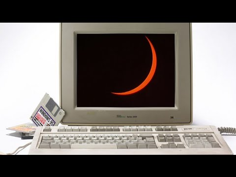 How the solar eclipse took over the internet