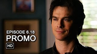 The Vampire Diaries 6x18 Promo - I Never Could Love Like That [HD]