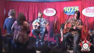 """Nick Carter  """"I Want It That Way""""  Acoustic Live 107 5 The River"""