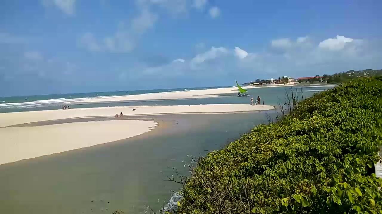 Praia do Presídio - Aquiraz Ceará - YouTube