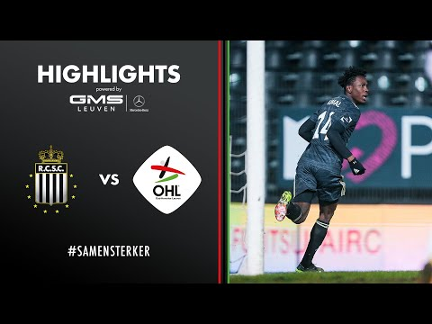 Charleroi OH Leuven Goals And Highlights