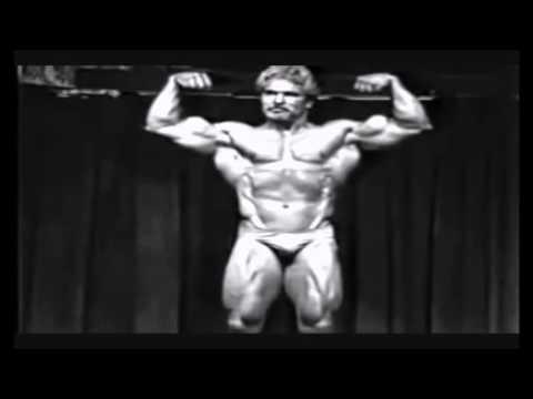 Ed Corney - Bodybuidlings greatest poser