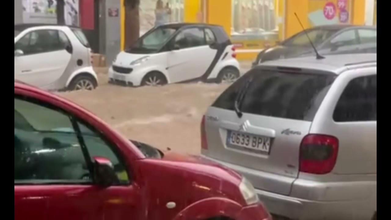 Torrent vuelve a inundarse tras sufrir tras descargar 45 litros de forma torrencial