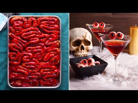 Finger-Licking Halloween Desserts!