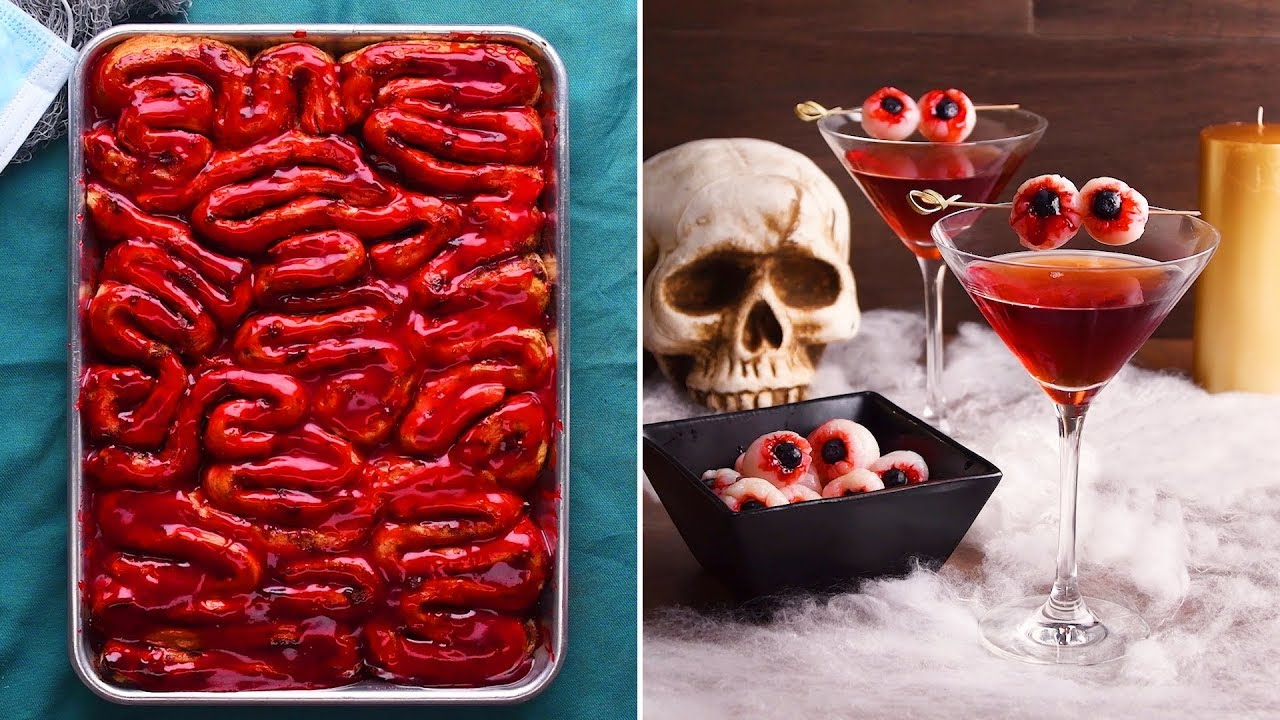 "Download These Halloween desserts put the ""Ooh!"" in ooky spooky! 