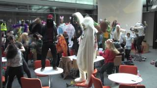 Harlem Shake (University of Helsinki)
