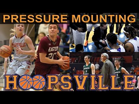 Hoopsville: Pressure Mounting