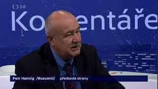 #10 Předvolební rozhovor: Petr Hannig /Rozumní/