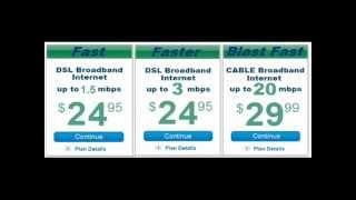 Satellite Internet Providers Prices / Speeds