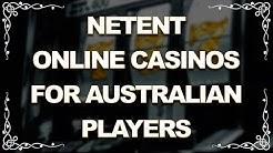 Netent Online Casinos for Australian Players (2018)