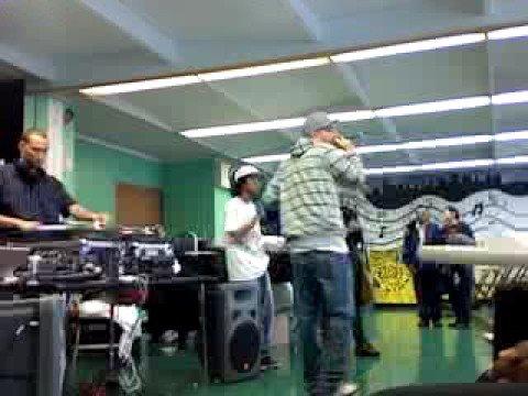 Urban Artbeat at SOUTH BRONX PREP school music showcase