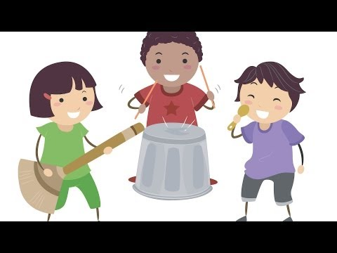 Rum Sum Sum | Kids' Songs
