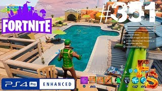 Fortnite, Save the World - Back!, Visit Spas, In Ghost Town - FenixSeries87