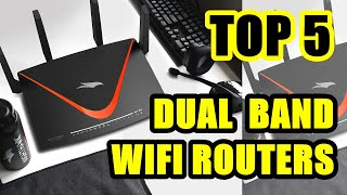 TOP 5: Best Dual Band Gigabit Wireless Router 2020 | Perfect for any home