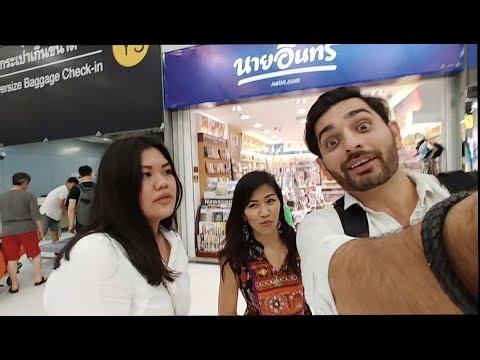 Miss adventure in Bangkok