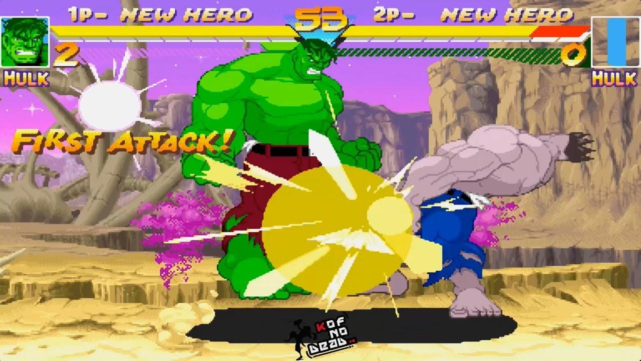 Marvel Super Heroes Todos los Poderes Especiales