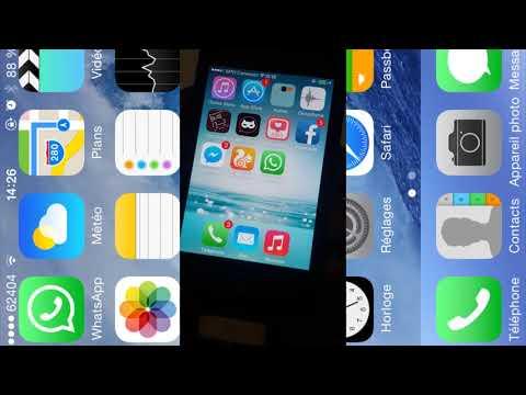 Whatsapp iphone 4
