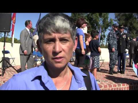 """Veterans Day """"America's Parade"""" displays vets' benefits & oppty's; at L.A. V.A. Hosp"""