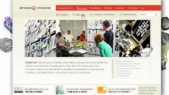Brooks Stevens Website Design