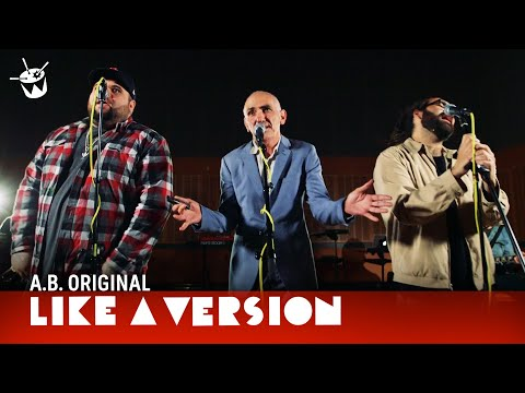 A.B. Original ft. Paul Kelly - Dumb Things (Like A Version cover)
