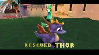 SPYRO THE 20 YEAR OLD DRAGON PART 2