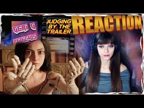 Alita Battle Angel Trailer REACTION
