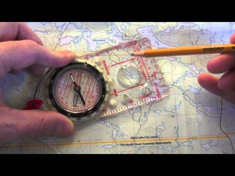 Map and Compass Navigation Part 1