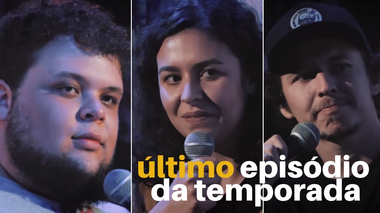 Non Entrevista  - Victor Ahmar Ao Vivo no Clube do Minhoca - Cintia Portella e Juliano Gaspar