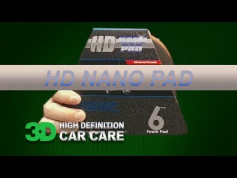 HD Nano pad by 3D Products
