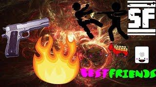 Disparar,Quemar y Matar MEJORES AMIGOS - Super Fighter