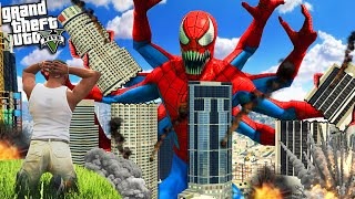 SPIDERMAN is BACK but he is DIFFERENT in GTA 5