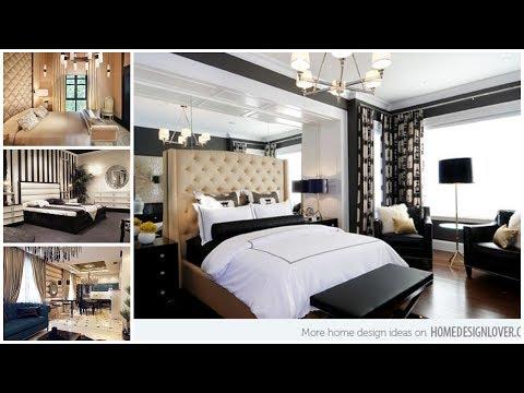 20+ Best Art Deco Bedroom Interior Design ideas
