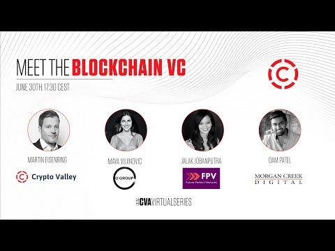 Meet the Blockchain VC pt.4.