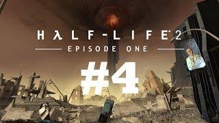 Half-Life 2 Episode One Chapter 4 - Urban Flight Walkthrough Part 1 - No Commentary/No Talking