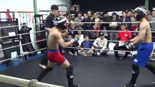 アマ修斗大阪大会007⑲則清弘幸vs木村旬志
