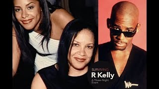 R.Kelly Allegedly Had 3 Some With Aaliyah And Mother